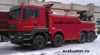 грузовой эвакуатор кимры 40 тонн