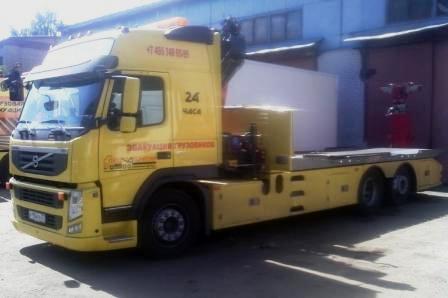эвакуатор пушкино для перевозки спецтехники массой до 12 тонн