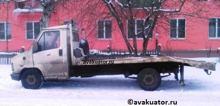 эвакуатор из киры в москву дешево