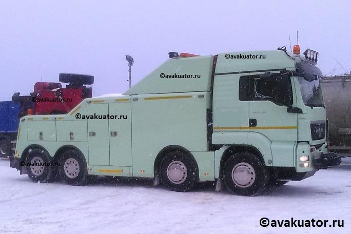 грузовой эвакуатор сергиев посад