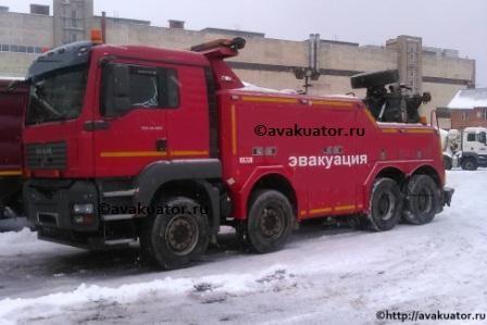 грузовой эвакуатор пушкино 40 тонн